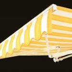 hapa Markise Basic Gelb